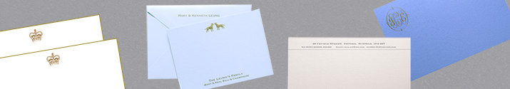Correspondence-Cards
