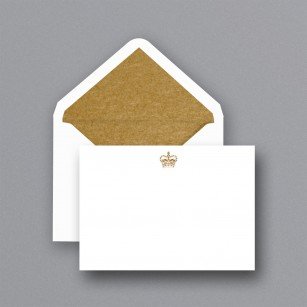 Gold-Crown-Card-&-Envelope