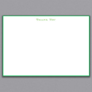Green-Thank-you