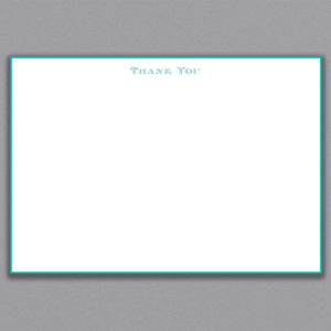 Turquoise-Thank-you