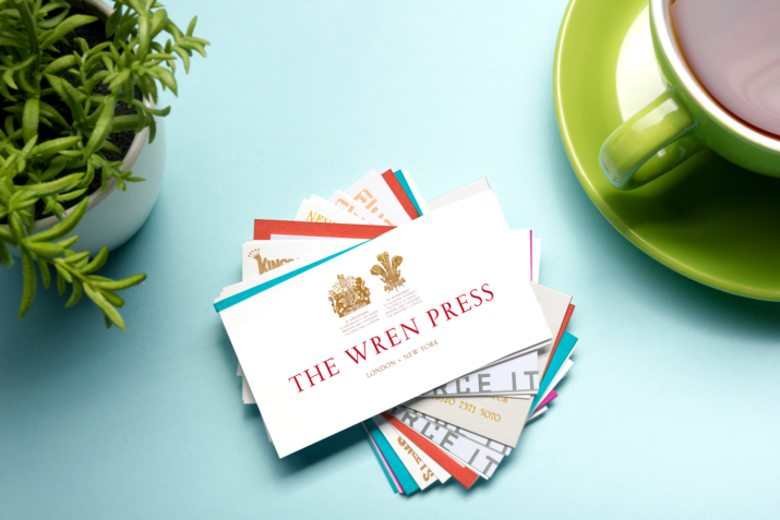 Get 20 extra on your business card order the wren press your business card is the perfect way to establish a presence in the corporate world as evidenced in the famous american psycho scene reheart Gallery